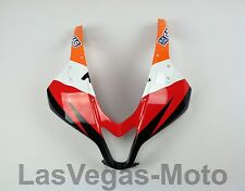 2007-2012 Honda CBR600rr Repsol Upper Front Nose Headlight Cover Cowling Fairing