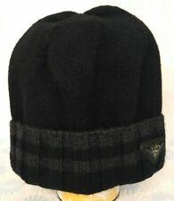 Casual Style Winter Hat PRADA MILANO Beanie Cap Unisex NEW