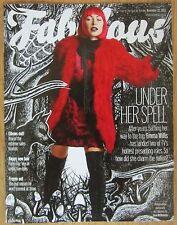 Emma Willis – Fabulous Magazine – 22 December 2013