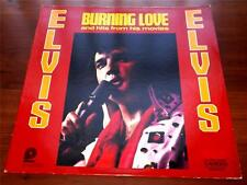 Elvis Presley   Burning Love & Hits From His Movies 1972   RCA  CAS-2595  LP  NM