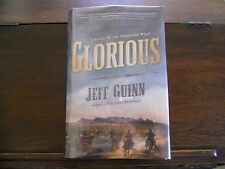GLORIOUS by Jeff Guinn, SIGNED, 1st ed/1st printing (2014, Hardcover)