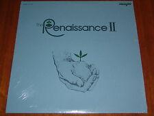 THE RENAISSANCE II  2 - OTIS SKILLINGS - ULTRA RARE 1974 STILL SEALED LP ! ! ! !