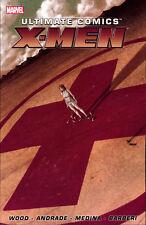 ULTIMATE COMICS X-MEN by BRIAN WOOD VOL #1 TPB Marvel Comics #18.1, 19-22 TP