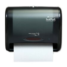 GEORGIA PACIFIC 58470, TOUCHFREE Paper Towel Dispenser, Automatic, Smoke