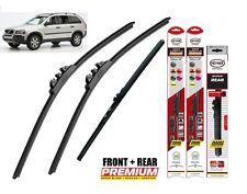 "Volvo XC90 2006-2010 full set quality windscreen wiper blades 24""21""15"""