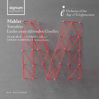 Sarah Connolly - Mahler: Totenfeier Lieder eines fahrenden Gesellen [CD]