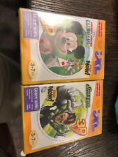 Fisher Price iXL Learning System Games Mickey Mouse, Green Lantern