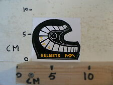 STICKER,DECAL MPA HELMETS MPS SMALL SIZE A