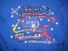 NEW Vintage JCC MACCABI GAMES 1997 Reebok Blue Logo Houston Pants Jacket Set XL