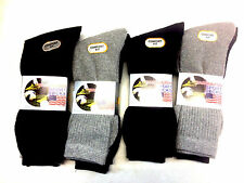 12 Pairs Of Men's Sport Socks, gents Cotton Rich Cushion Sole Socks, Size 6-11
