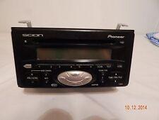 TOYOTA car stereo CD SCION Pioneer Radio AM FM Factory OEM DEH-M8047 86120-0W100
