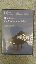 How Music and Mathematics Relate (DVD 2013, 3 Discs). Professor David Kung