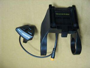 SR Suntour HESC 31.8mm dia Remote Switch and Holder for HESC LCD disp WSUDU03 ()