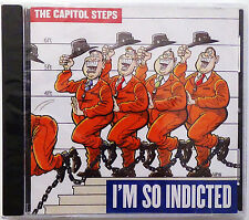 I'm So Indicted by The Capitol Steps CD New / Sealed 2006