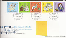 GB FDC 2003 The Secret of Life