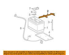 TOYOTA OEM 00-06 Tundra 4.7L-V8-Battery Hold Down Tie Bracket Clamp 744040C010