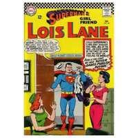 Superman's Girl Friend Lois Lane #63 in Fine minus condition. DC comics [*oa]