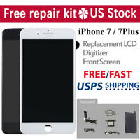 For iPhone 7 7Plus LCD Touch Screen Digitizer Replacement Display Full Assembly