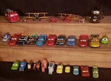 Disney Pixar ~ CARS / PLANES ~ Mattel 1.55 Diecast & Mini Racers Lot