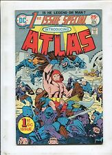 Atlas #1 ~ Kirby Art First Issue Special! ~ (Grade 8.0)WH