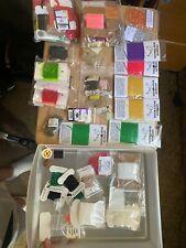 Antron Body Wool Yarn, Poly Yarn, Sparkle Chenille, Crystal Chenille