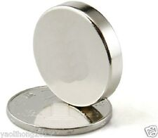 Big N50 disc 22 X 5 mm Neodymium Permanent super strong Magnets rare earth