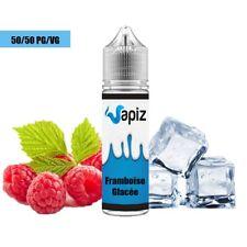 E liquide Framboise glacée - 50ml - Vapiz