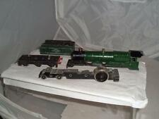 HORNBY DUBLO CASTLE CLASS BODY SHELL CHASSIS TENDER NEEDING A MECHANISM C PICS !