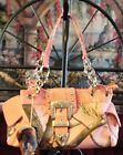 REAL TREE PINK CAMO BAG WITH RHINESTONE BUCKLE. NEW WITH TAGS! #202