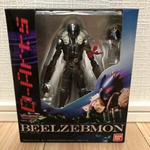 Bandai D-Arts Digimon Adventure Tamers Beelzemon / Lord Biker Figure From JAPAN