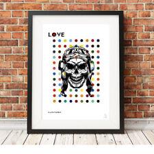 Pat Benatar ❤ Love Is A Battlefield ❤ poster art limited edition print #131