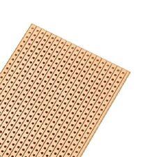 Universal PCB bande grille HP 1,6 mm d'épaisseur 2,54 mm stripboard veroboard