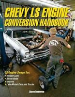 Chevy Ls Engine Conversion Ls1 Ls2 Ls3 Ls7 Ls9 Handbook Book Manual