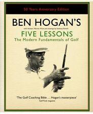 Ben Hogan's Five Lessons MINT Hogan Ben