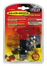 INTERRUTTORE STACCA BATTERIA LAMPA 6/12/24V KILLER SWITCH PER AUTO CAMPER 39045