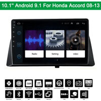 Android 9.1 10.1 Inch Touch Screen Multimedia Radio GPS Stereo MP5 Player WiFi