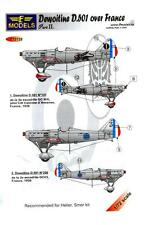 LF Models Decals 1/72 DEWOITINE D.501 Fighter over France Part 2