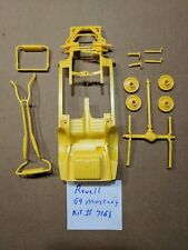 REVELL 1969 FORD MUSTANG CHASSIS UNBUILT!!!!