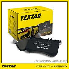Fits Hyundai ix20 1.4 Genuine OE Textar Rear Disc Brake Pads Set