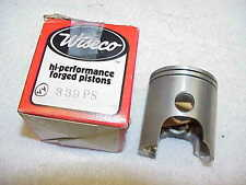 HONDA  ,GENUINE WISECO PISTON ,73-78 CR125M,NOS, 339P5, PISTON ONLY ,ELSINORE#44