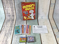 Memory Match Pairs Game Rocket Cards Play Toy Christmas Present Fun