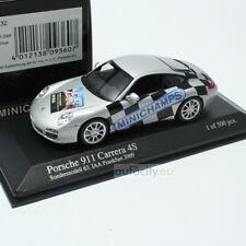 MINICHAMPS IAA FRANKFURT PORSCHE 911 (997) CARRERA 4S SONDERMODELL 63 403066432
