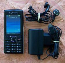 Original Sony Ericsson J108i Mobile Phone 4 Band 3G TOP Big Font (J10 j20 Elm)