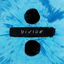 ED SHEERAN Divide LP Vinyl NEW 2017