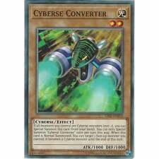 Yu-Gi-Oh! TCG: Cyberse Converter - SAST-EN092 - Common Card - Unlimited Edition