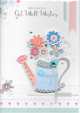 Isabels Garden Age 60 Birthday Card Quality 3d Handmade Butterfly Pink Female N2