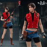 SWTOYS Resident Evil Claire Redfield Action Figure Model 1/6 Scale Action Figure