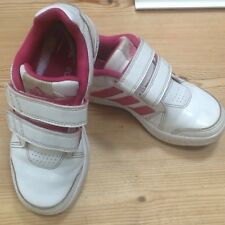 Adidas Girls Trainers Size 12
