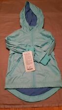 Girls Ivivva Sprint Jacket size 10 new