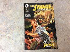 DOC SAVAGE CURSE OF THE FIRE GOD #1 OF 4 COMIC NM 1995 DARK HORSE